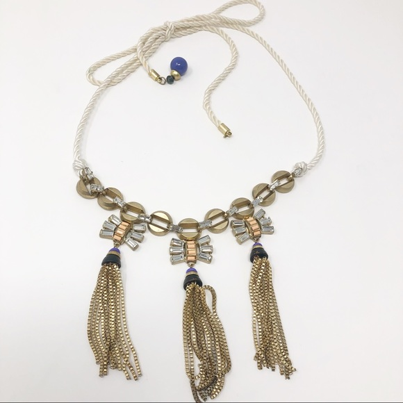Anthropologie Jewelry - Anthropologie beaded neckless